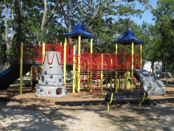 Playground at Bellaire
